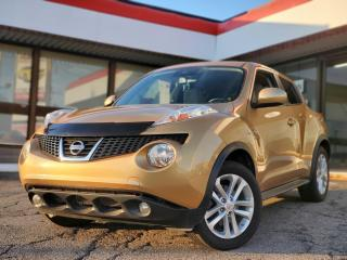 Used 2013 Nissan Juke SL Sunroof | Heated Seats | AWD | CERTIFIED for sale in Waterloo, ON