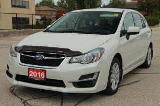 Used 2016 Subaru Impreza 2.0i Touring Package Bluetooth | Heated Seats | CERTIFIED for sale in Waterloo, ON
