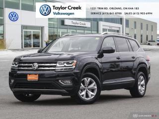 Used 2019 Volkswagen Atlas Highline 3.6L 8sp at w/Tip 4MOTION for sale in Orleans, ON