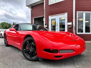 Used 2000 Chevrolet Corvette Coupé 2 portes for sale in Drummondville, QC