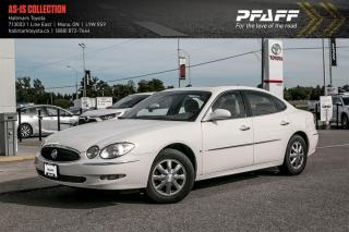 Used 2006 Buick Allure CXL for sale in Orangeville, ON