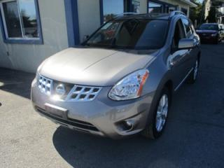 Used 2013 Nissan Rogue FAMILY MOVING SV MODEL 5 PASSENGER 2.5L - DOHC.. HEATED SEATS.. POWER SUNROOF.. BACK-UP CAMERA.. CD/AUX INPUT.. SPORT-MODE.. for sale in Bradford, ON