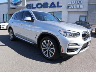 Used 2019 BMW X3 xDrive30i NAV. CAMERA PANO. ROOFONLY 14 K. for sale in Ottawa, ON