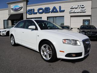 Used 2008 Audi A4 2.0T quattro with Tiptronic for sale in Ottawa, ON