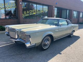 Used 1969 Lincoln Continental Mark III for sale in Woodbridge, ON