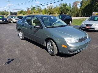 Used 2005 Ford Focus SES for sale in Madoc, ON