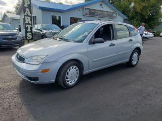 Used 2007 Ford Focus SES for sale in Madoc, ON