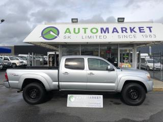 Used 2008 Toyota Tacoma Double Cab Long Bed V6 Auto 4WD for sale in Langley, BC