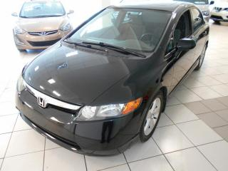 Used 2008 Honda Civic LX-SR **TOIT,MAGS,BAS KM.** for sale in Montréal, QC