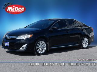 Used 2013 Toyota Camry XLE for sale in Peterborough, ON