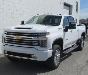 Used 2020 Chevrolet Silverado 2500 HD High Country for sale in Peterborough, ON