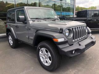 Used 2019 Jeep Wrangler Sport 4x4  PDSF  46 100$ for sale in Sorel-Tracy, QC
