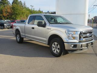 Used 2016 Ford F-150 4WD SUPERCAB 145