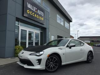 Used 2017 Toyota 86 2017 Toyota 86 - 2dr Cpe Auto for sale in St-Georges, QC