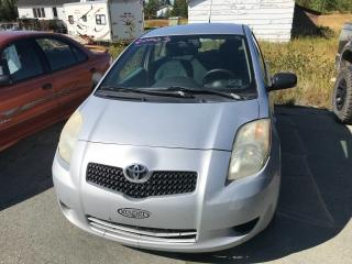 Used 2007 Toyota Yaris for sale in Val-D'or, QC