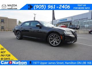 Used 2018 Chrysler 300 S | LEATHER | PANO ROOF | NAV | REAR CAM for sale in Hamilton, ON