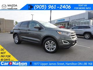 Used 2018 Ford Edge SEL | AWD | REAR CAM | HEATED SEATS | XM RADIO for sale in Hamilton, ON