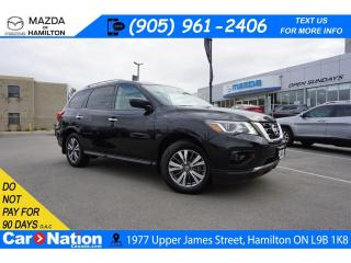 Used 2018 Nissan Pathfinder SV TECH | NAV | 7 PASSENGER | REAR CAM | 4WD for sale in Hamilton, ON
