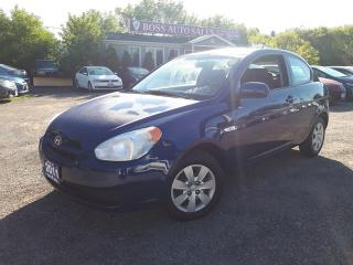 Used 2011 Hyundai Accent GL for sale in Oshawa, ON