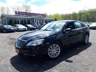 Used 2013 Chrysler 200 Touring for sale in Oshawa, ON