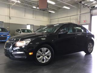 Used 2015 Chevrolet Cruze LT / AUTOMATIQUE / CLIM / COMMANDES AU VOLANT for sale in Blainville, QC