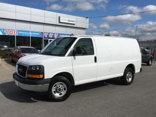 Used 2019 GMC Savana CARGO COURT / GR ELECTRIQUE / CLIM / CAMERA ARRIERE for sale in Blainville, QC