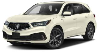 Used 2019 Acura MDX A-Spec for sale in Burlington, ON