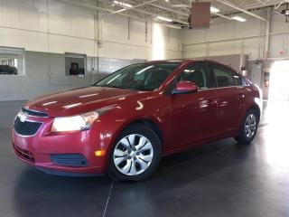 Used 2013 Chevrolet Cruze LT / TOIT / CLIM / AUTOMATIQUE / GROUPE CONNEXION for sale in Blainville, QC