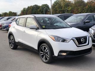 Used 2019 Nissan Kicks SV for sale in Midland, ON