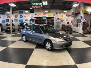 Used 2005 Honda Civic Sdn 4dr SE Auto for sale in North York, ON