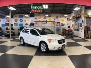 Used 2011 Dodge Caliber 4DR HB SXT for sale in North York, ON