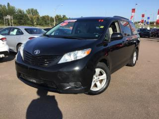 Used 2011 Toyota Sienna for sale in Moncton, NB