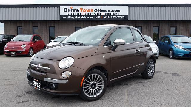2013 Fiat 500 Lounge Convertible **90 Days no Payments**