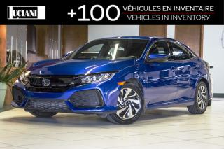 Used 2017 Honda Civic 2017 Honda Civic LX Hatchback * Caméra De Recul * for sale in Montréal, QC