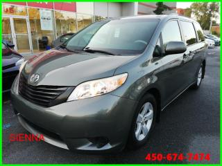 Used 2011 Toyota Sienna V6 * CLIMATISATION 3 ZONES ET BANC AMOVIBLES * for sale in Longueuil, QC