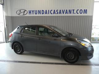 Used 2012 Toyota Matrix AUTOMATIQUE for sale in St-Hyacinthe, QC