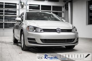 Used 2016 Volkswagen Golf 1.8 TSI chez Rimouski Hynudai for sale in Rimouski, QC