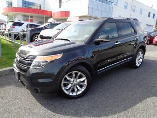 Used 2013 Ford Explorer Limited * TOIT * CUIR * AWD * for sale in Ste-Julie, QC