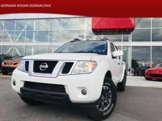 Used 2019 Nissan Frontier PRO-4X CREW CAB LUXE - GPS - CUIR - TOIT OUVRANT - for sale in Donnacona, QC