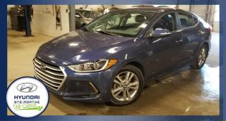 Used 2017 Hyundai Elantra BAS KM, Berline 4 portes, boîte automati for sale in Val-David, QC