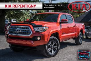 Used 2017 Toyota Tacoma 2017 Toyota Tacoma - 4WD Double CabV6  SR5 offroad for sale in Repentigny, QC