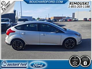Used 2014 Ford Focus Hayon 5 portes SE MAG AUTOMATIQUE for sale in Rimouski, QC
