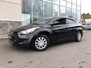 Used 2011 Hyundai Elantra GLS 36$/Sem for sale in Ste-Agathe-des-Monts, QC