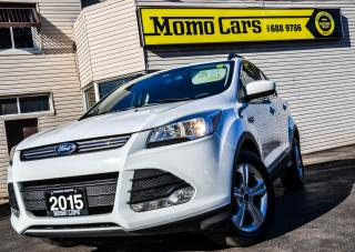 Used 2015 Ford Escape BACK UP CAMERA! BLUETOOTH! SE ECOBOOST! for sale in St. Catharines, ON