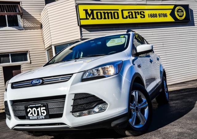 2015 Ford Escape BACK UP CAMERA! BLUETOOTH! SE ECOBOOST!
