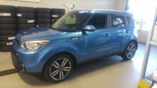 Used 2016 Kia Soul SX Luxury for sale in Gatineau, QC