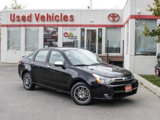 Used 2011 Ford Focus SE for sale in North York, ON