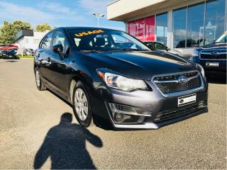 Used 2015 Subaru Impreza 2.0i for sale in Lévis, QC
