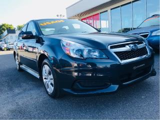Used 2013 Subaru Legacy 2.5I for sale in Lévis, QC