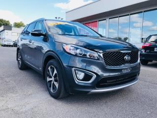 Used 2016 Kia Sorento 3.3L EX 7-Seater for sale in Lévis, QC